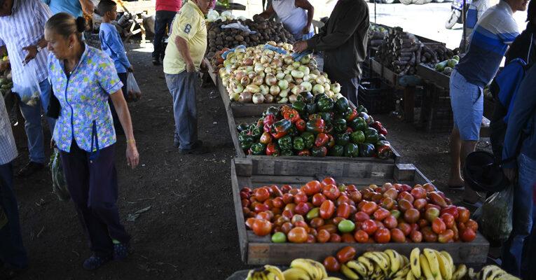 Canasta alimentaria familiar costó $322 en marzo