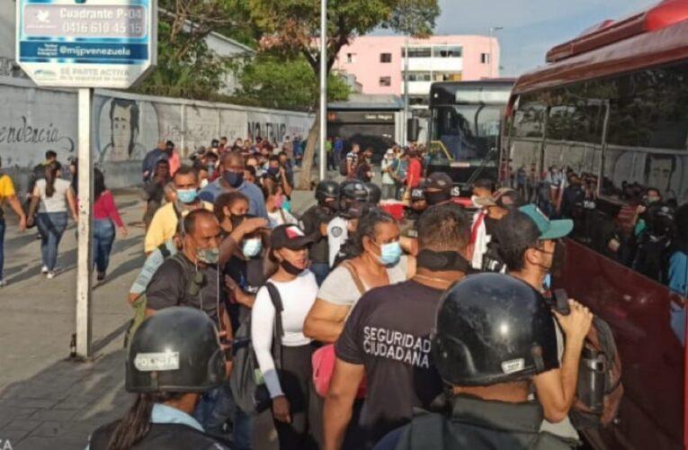 Trans La Guaira cubre la ruta a Caracas