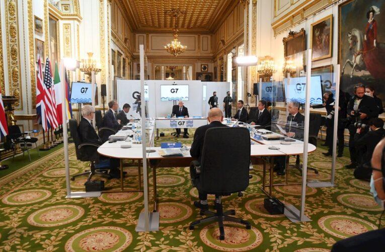 Detectan 2 casos de covid en la delegación india del G7 en Londres