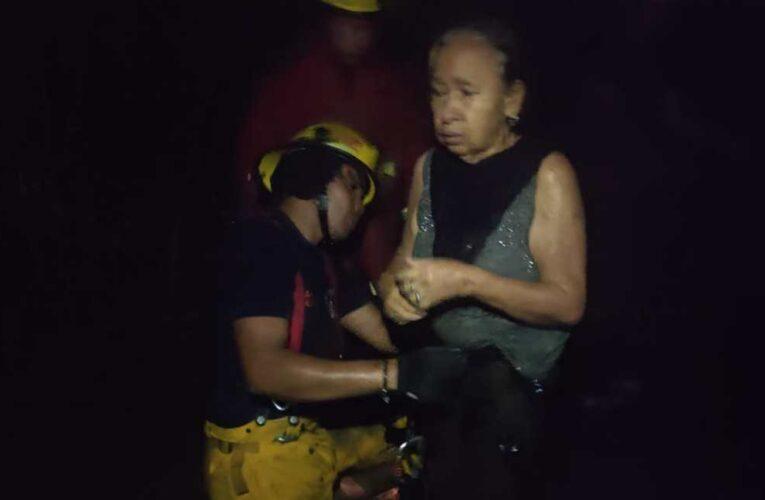 Rescatan 22 personas que quedaron atrapadas cuando cruzaban río Táchira