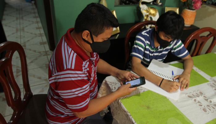 70% de los estudiantes se ven afectados por falla de internet