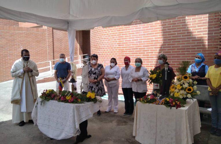 Periférico recibió la reliquia de José Gregorio Hernández