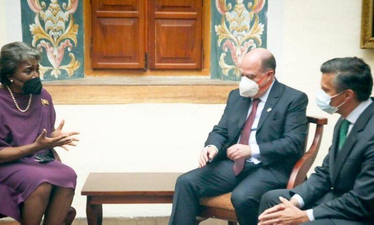 EEUU ratifica su apoyo a una solución negociada en Venezuela
