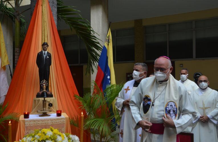 Reliquia del beato José Gregorio Hernández tendrá su santuario