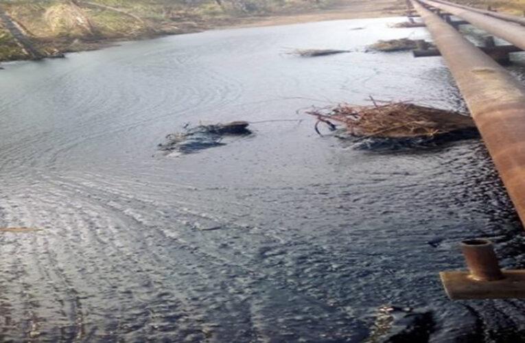 Denuncian derrame petrolero en Anzoátegui