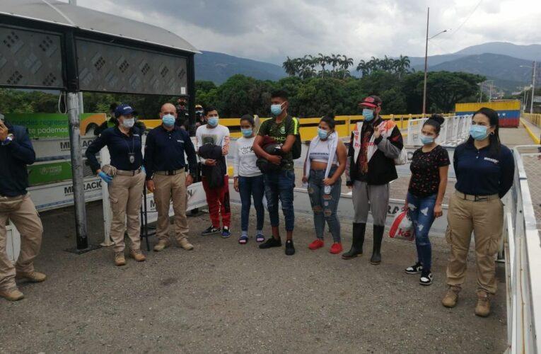 Colombia expulsó a venezolanos que participaron en protestas