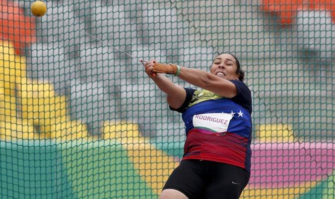Rosa Rodríguez logró marca olímpica y va a Tokio