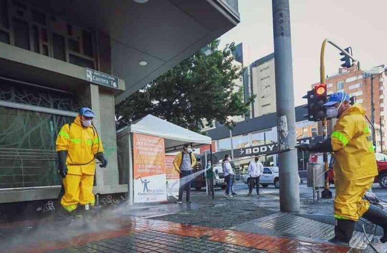 Bogotá aumenta restricciones ante repunte de covid