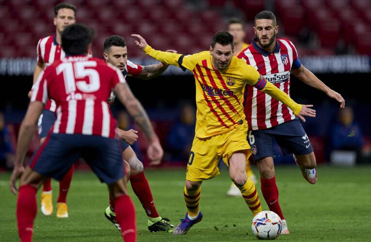 Fin de semana decisivo en La Liga