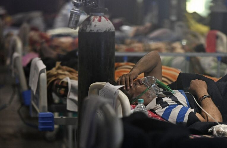 Mueren 11 pacientes covid por falta de oxígeno en hospital de India