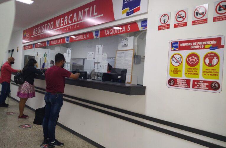 Registro Mercantil de La Guaira impulsa constitución de empresas pymes