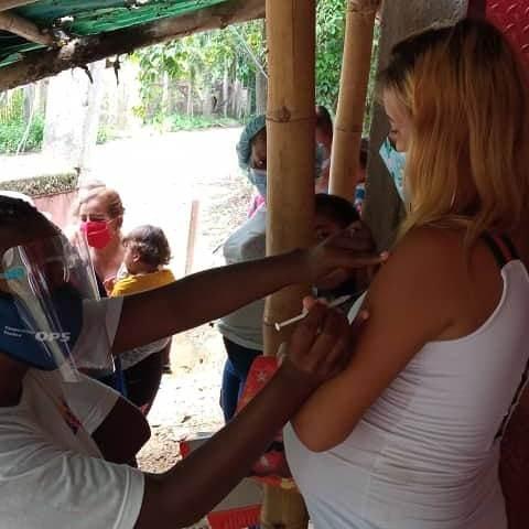 Inició campaña anual de vacunación en La Guaira