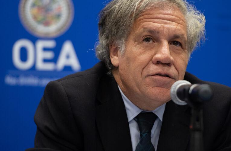 Almagro: El Salvador iría por el camino de Venezuela y Cuba