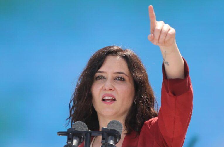 El PP arrasa en Madrid con dura paliza al Partido Socialista