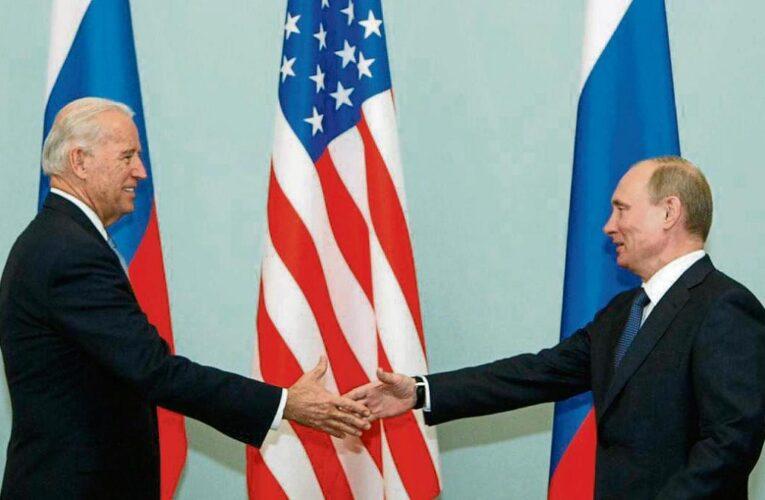 Putin y Biden se reunirán en junio en Ginebra