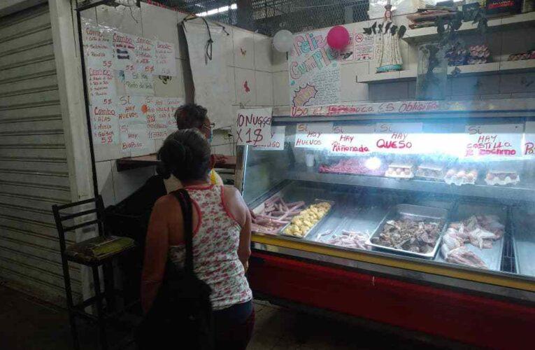 Carne aumentó 284% desde enero