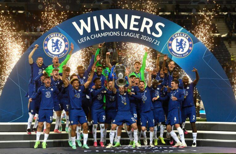 El Chelsea conquistó su segunda Champions