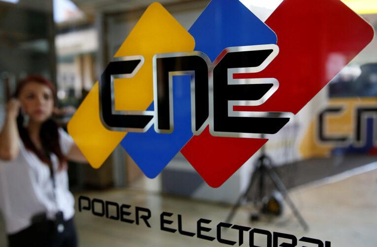 CNE: Elecciones regionales y municipales será el 21N