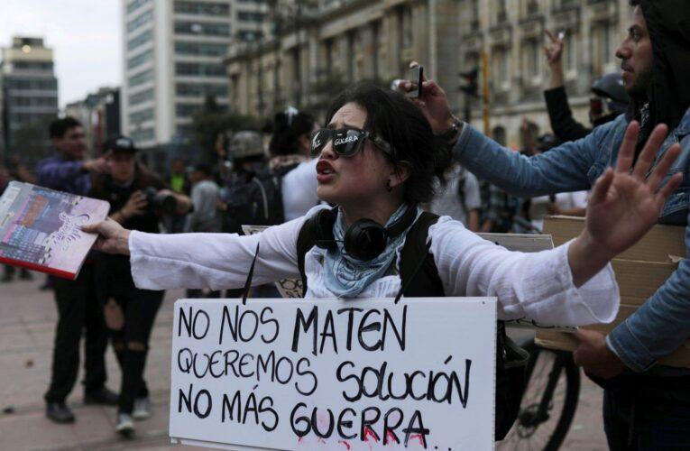 Unión Europea condenó violencia contra manifestantes en Colombia