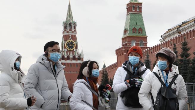Rusia supera los 5 millones de casos de coronavirus