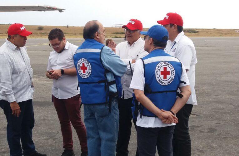 Disidentes piden mediación a la Cruz Roja para entregar a 8 militares