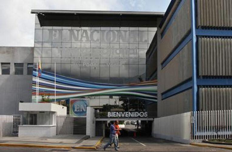Embargan la sede de El Nacional