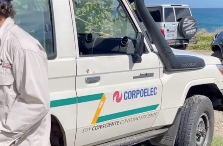 Atienden falla que mantiene sin electricidad a Naiguatá y Caruao