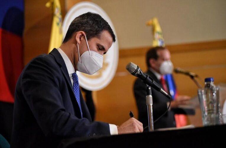 Guaidó propone crear una alianza de movimientos prodemocráticos
