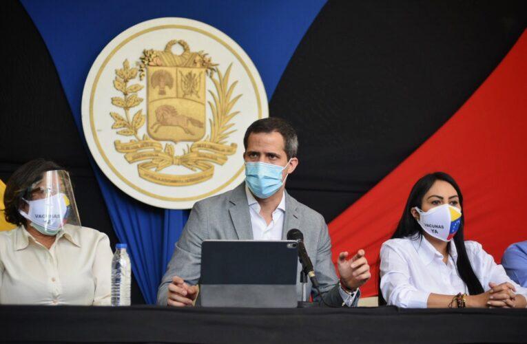 Guaidó: No podemos olvidar que somos mayoría