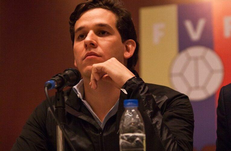 Jorge Giménez elegido presidente de la FVF