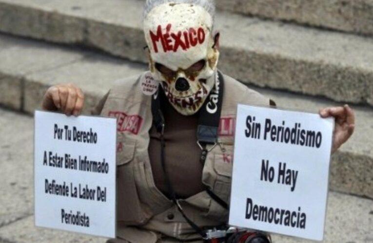 Denuncian «alarmante» acoso judicial a periodistas de México y Colombia