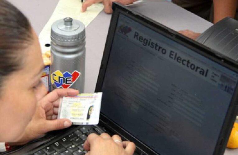 Arranca jornada de Registro Electoral en las 11 parroquias