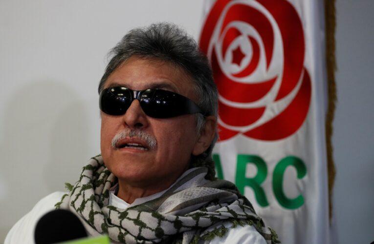 FARC asegura que a Jesús Santrich lo mató el gobierno de Colombia