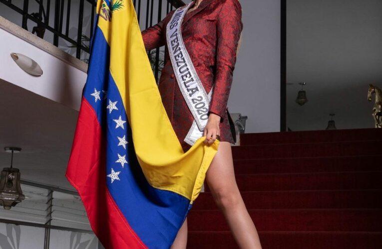 Mariángel Villasmil en busca de la corona de Miss Universo