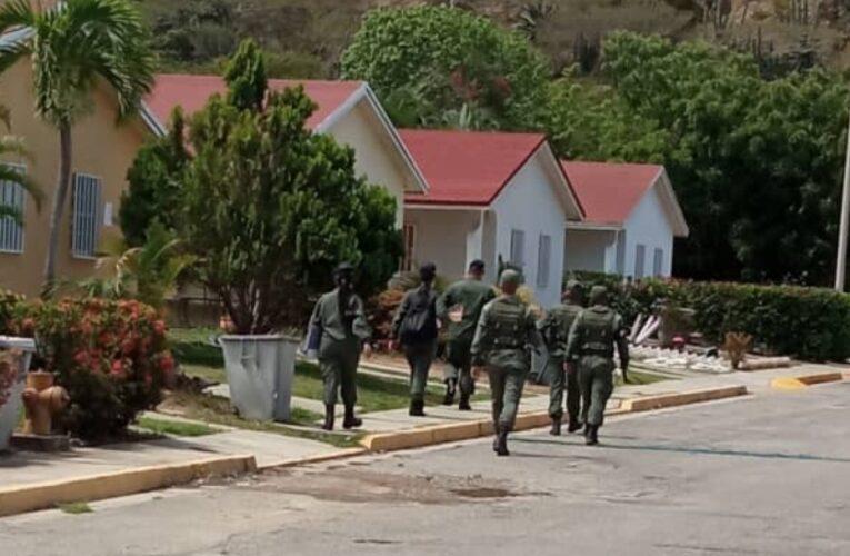 Militares retirados piden a Maduro que interceda para que no los desalojen