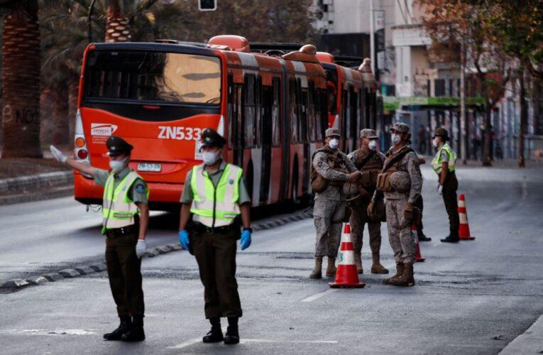 Santiago de Chile vuelve a cuarentena por repunte de covid