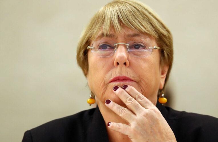 Bachelet pide enfoque en DDHH contra la pandemia