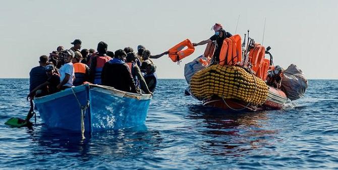 400 inmigrantes llegan en pateras a costas españolas