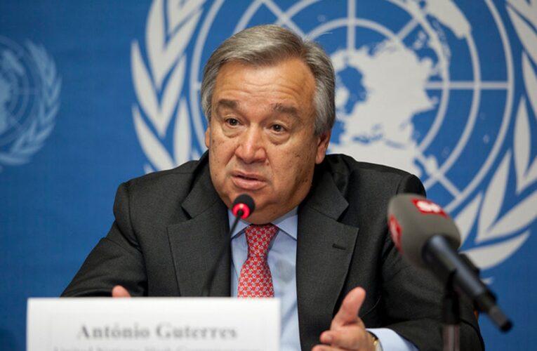 Guterres denuncia aumento de xenofobia contra venezolanos