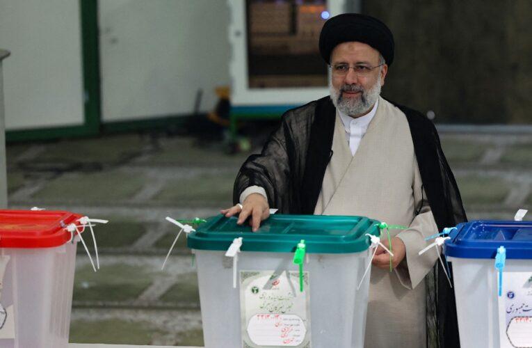Ebrahim Raisi ganó las presidenciales en Irán