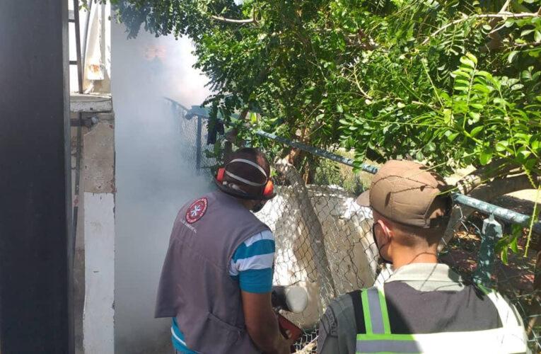 Suarez: Controlado foco de malaria en Chuspa y Caruao