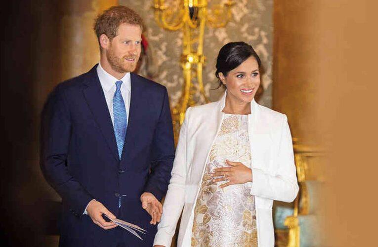 Nació la hija del príncipe Harry y Meghan Markle