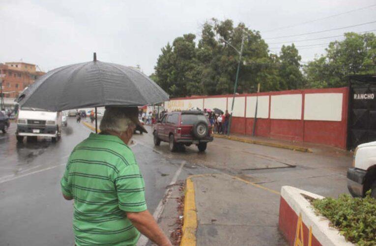 Onda tropical causará lluvias en La Guaira y gran parte del país