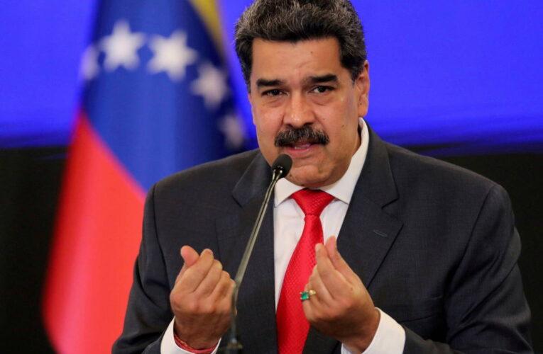 Maduro exige a Biden desbloquear fondos para la compra de vacunas Covax