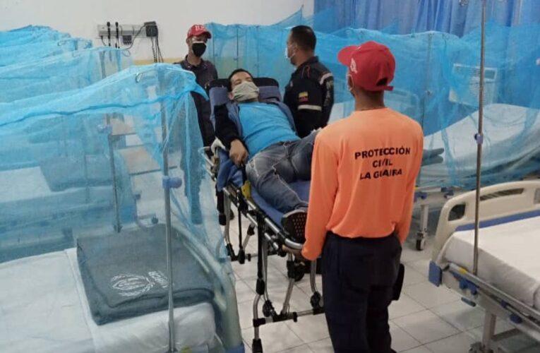 4 de los 6 contagiados de malaria están recluidos en Los Caracas