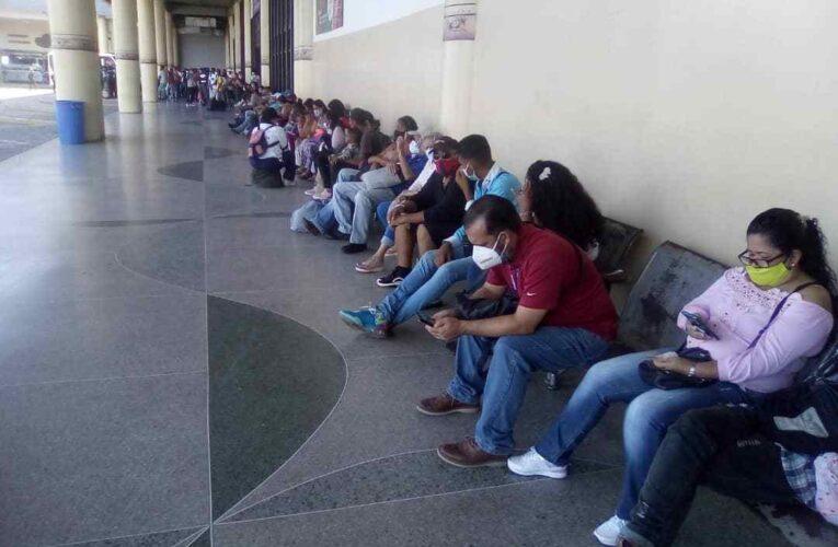 Venezuela: 70% del transporte público está paralizado
