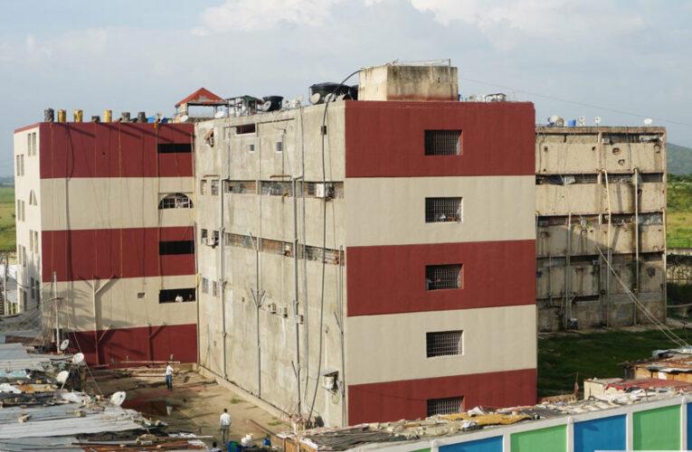 OVP: Aíslan a 40 presos con tuberculosis en Tocorón