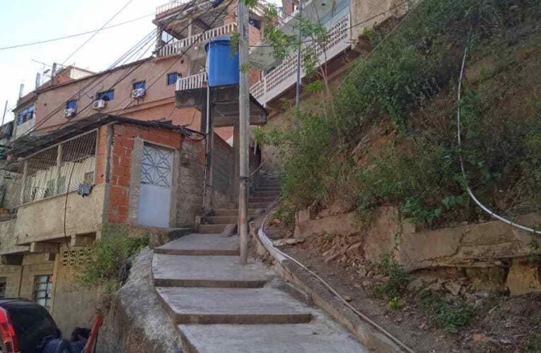 Trueque por agua en La Chivera
