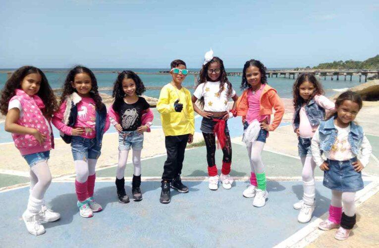 Deivys Sound viajará a España para audicionar en la Voz Kids