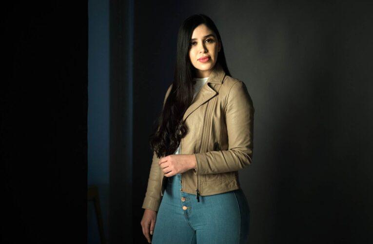 Esposa del Chapo podría declararse culpable
